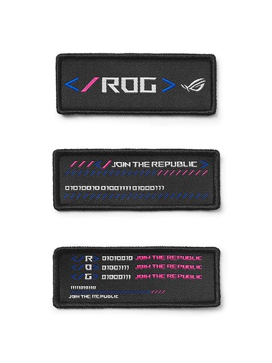 ROG Slash Swappable Label Cap