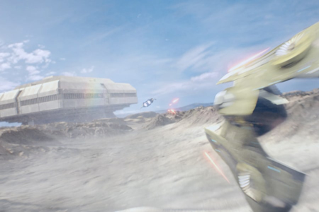 Racing (GameVisual OFF)