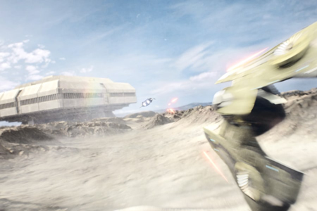 Racing (GameVisual ON)