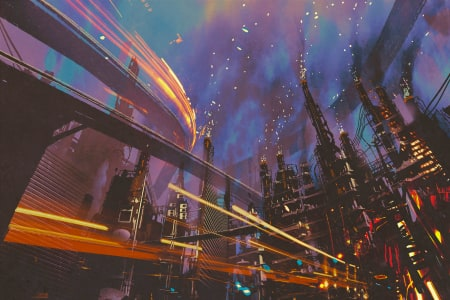 Scenery (GameVisual ON)