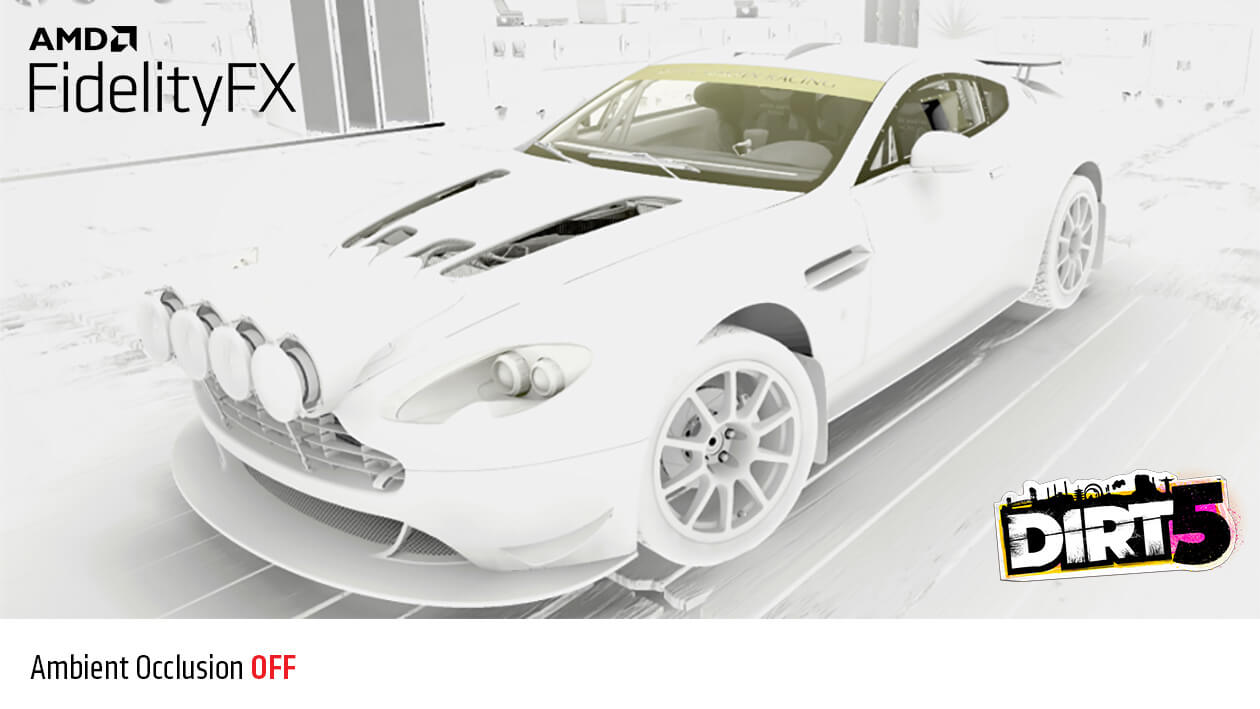 FidelityFX Ambient Occlusion UIT