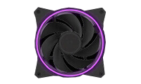 4-pin PWM/DC Fan Header
