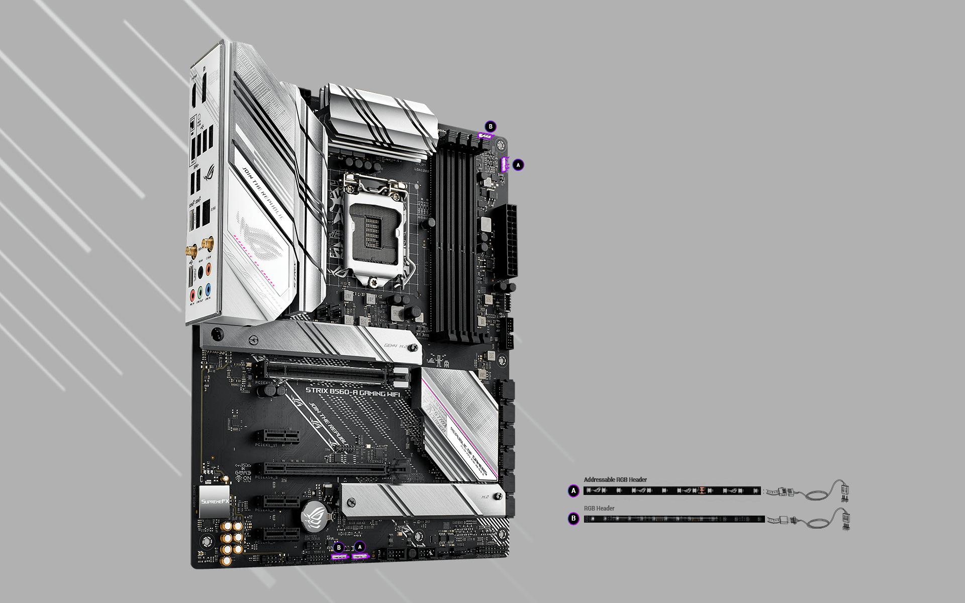 ROG Strix B560-A Gaming WIFI