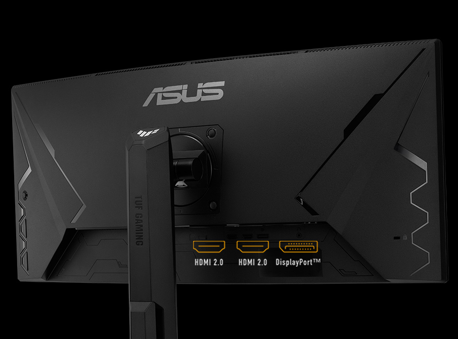 TUF GAMING VG32AQL1A - EXTENSIVE CONNECTIVITY
