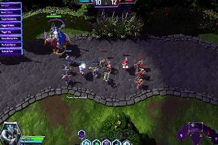 MOBA (GameVisual OFF)