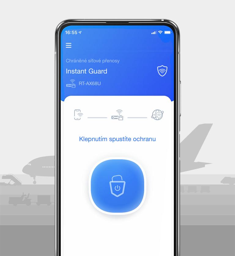 VPN zdarma s jednoduchým nastavením jedním klikem