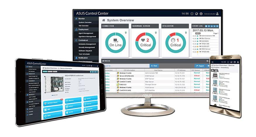 ASUS Control Center