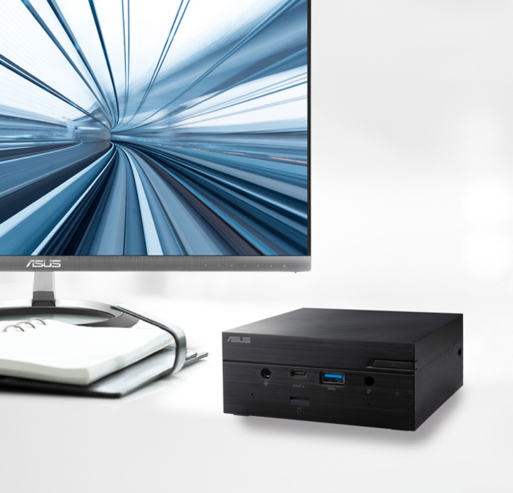 ASUSPRO PN61T-Business mini PC- M.2 SSD-HDD -upgrade