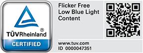 ASUS-Designo-BE24EQSB-tuv-rheinland-certified