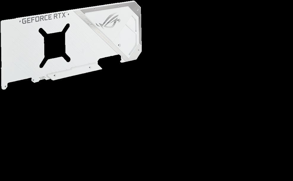 ROG Strix GeForce RTX™ 3070 White Edition