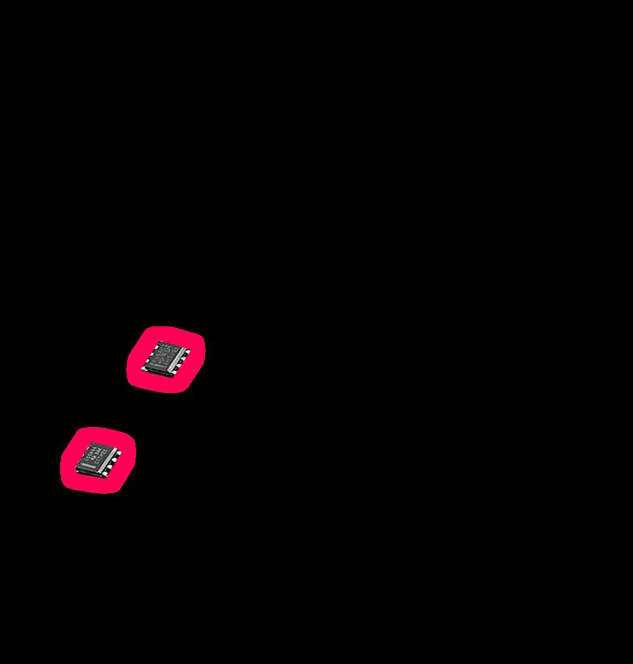 Dual OP amplifiers