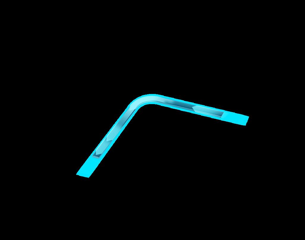 L-shaped Heatpipe