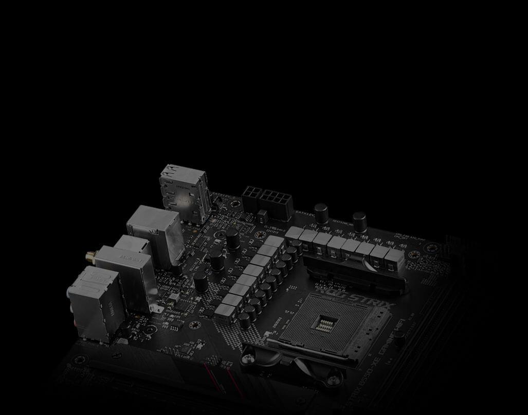 ROG B550-XE Gaming