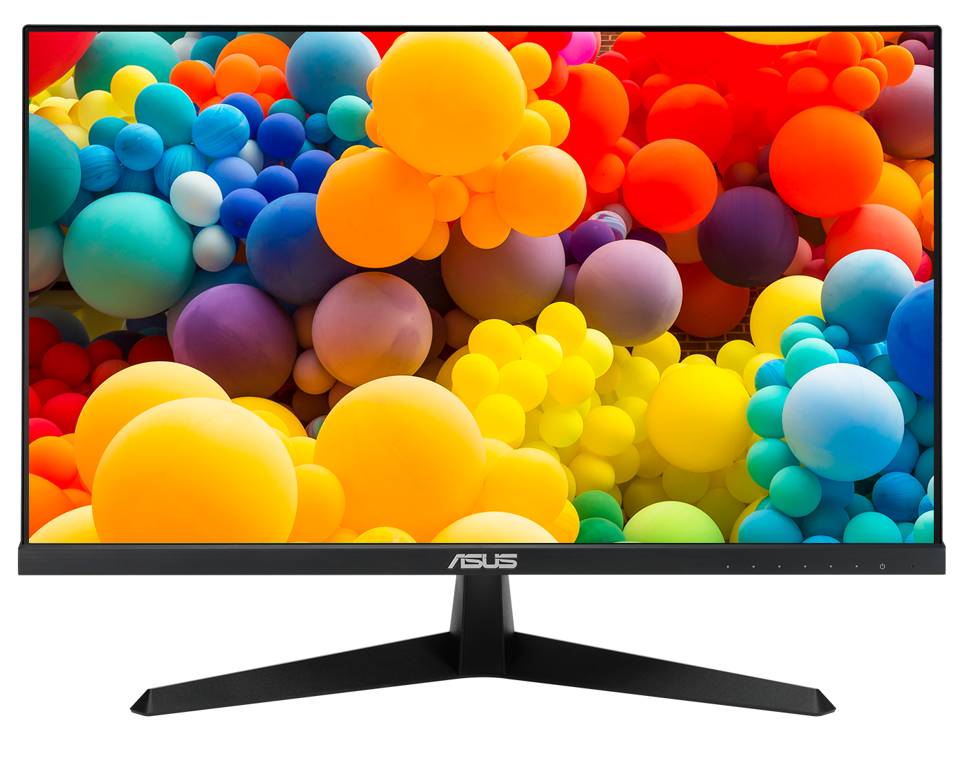Amazing colors with IPS panel technology