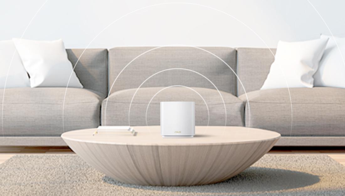 Wifi 6E mesh