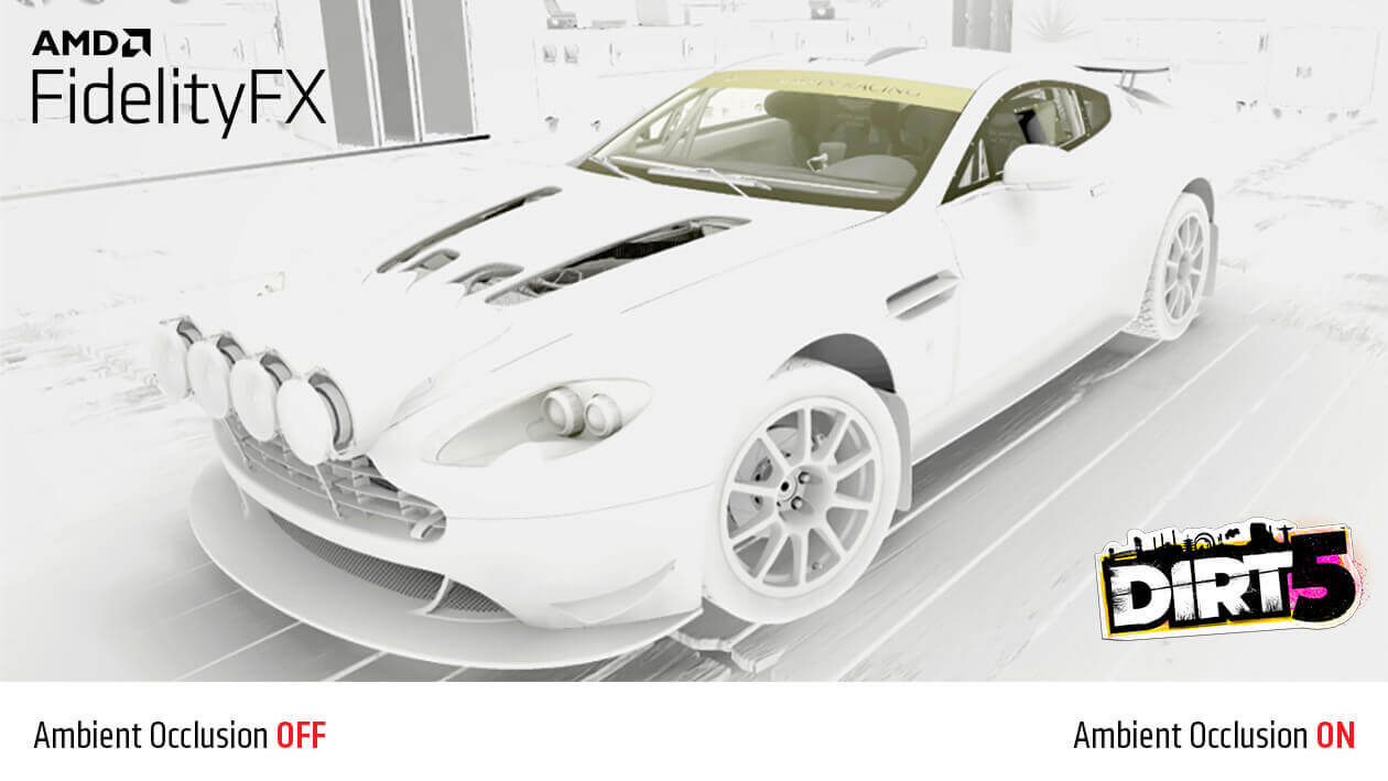FidelityFX Ambient Occlusion OFF