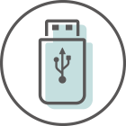 USB storage support