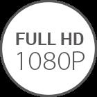 1080p FHD video quality