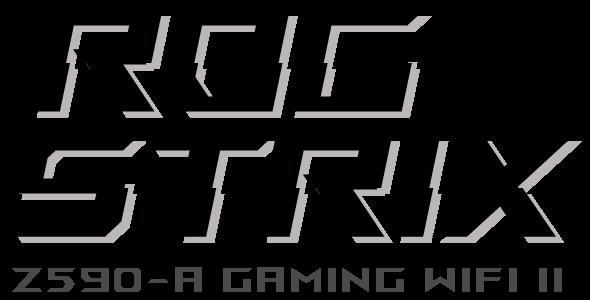 ROG Strix Z590-A Gaming WiFi II