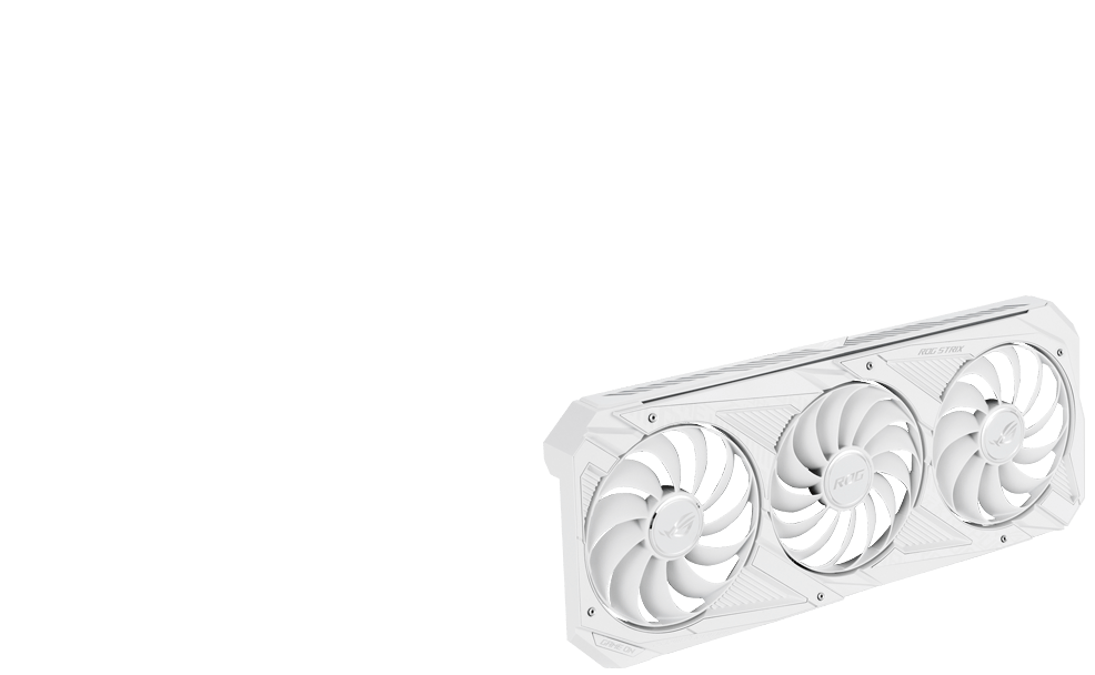 ROG Strix GeForce RTX™ 3070 White Edition