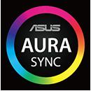 Osvětlení ASUS Aura Sync