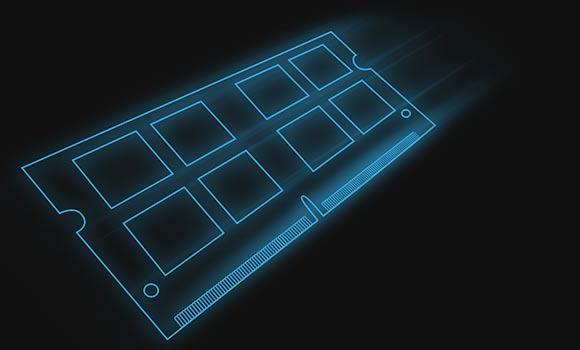 雙通道 DDR4 記憶體