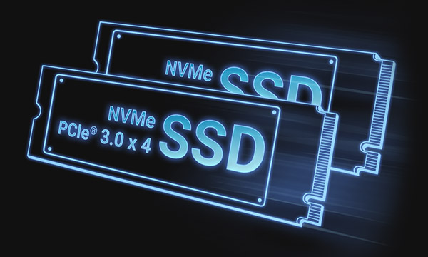 HIGH-SPEED NVME SSD