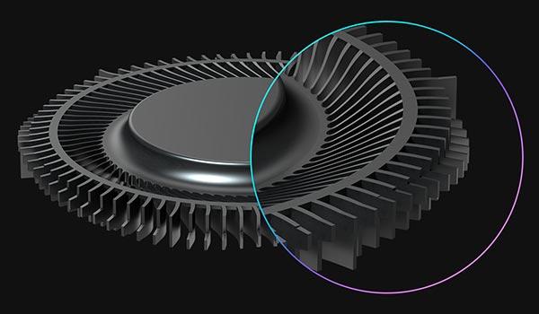 New Arc Flow fans