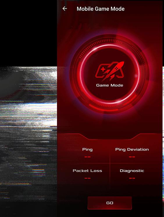 ROG Strix GS-AX5400 mobile game mode