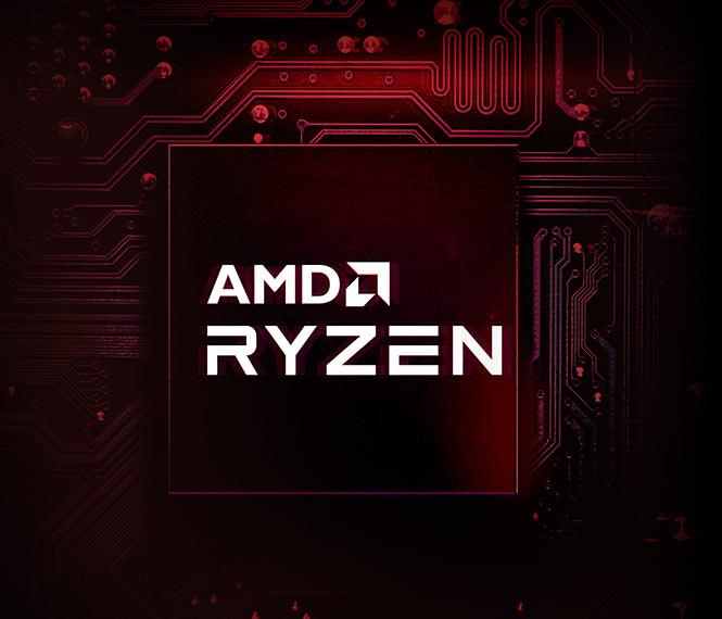 AMD® Ryzen™ CPUs