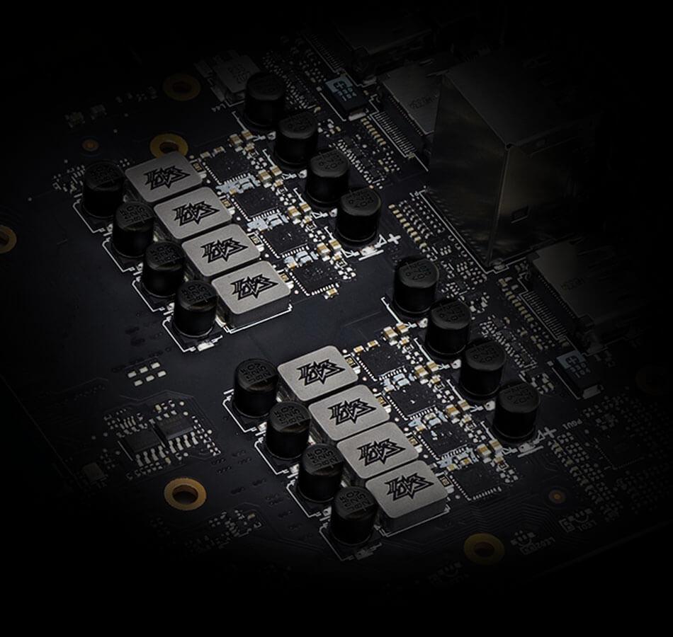 Premium components