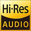 Zvuk Hi-Res Audio: