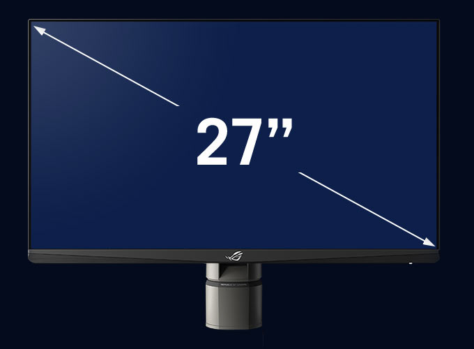 27 inch monitors