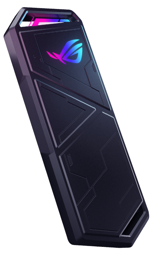 ROG Strix Arion S500 with complete data protection