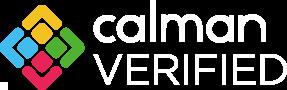 Calman Verified logo
