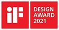 iF Design Award 2021 logo