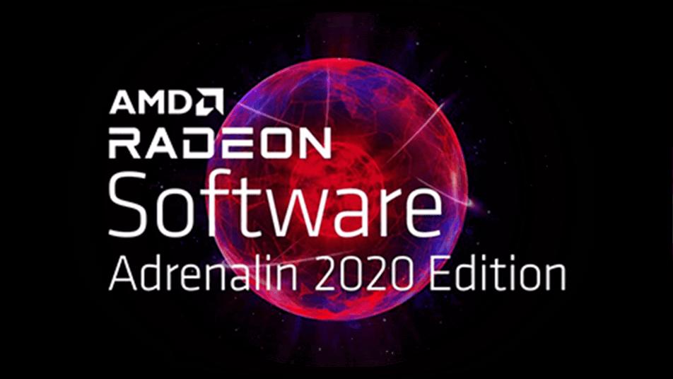 AMD RADEON Software Adrenalin 2020 Edition