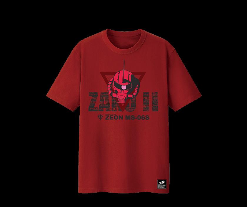 ROG T-Shirt ZAKU EDITION