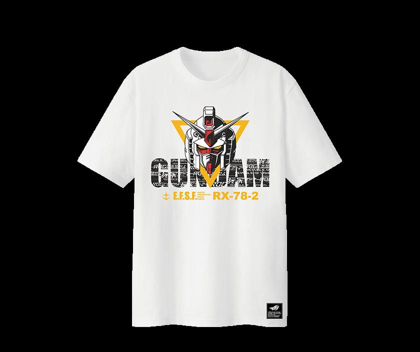 ROG T-Shirt GUNDAM EDITION