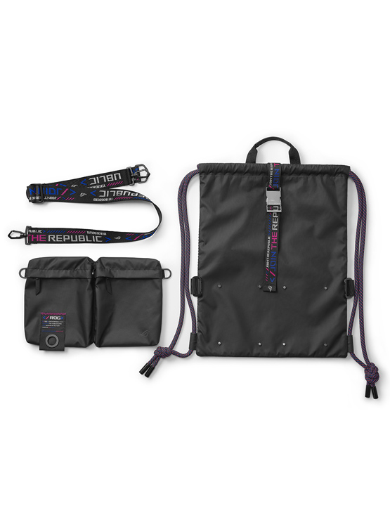 ROG Slash Multi-use Drawstring Bag