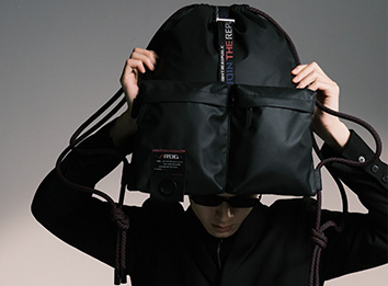 Multi-Use Drawstring Bag