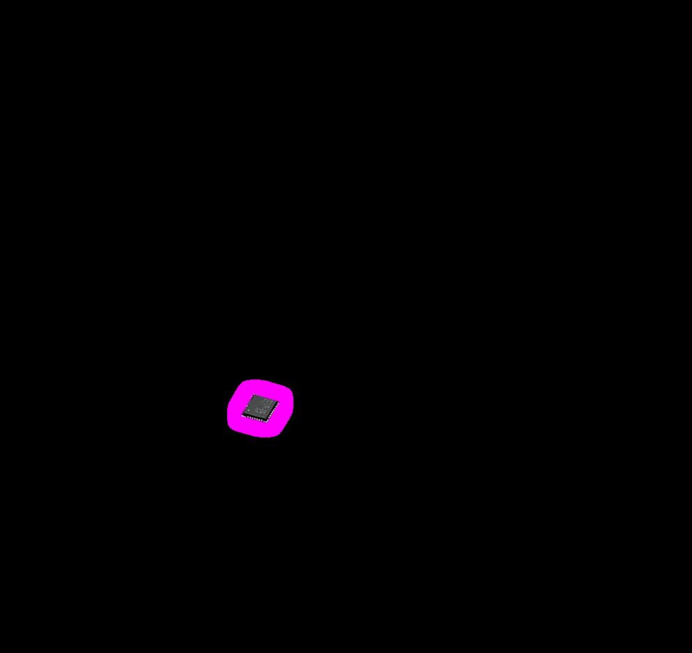 Savitech SV3H712 Amplifier