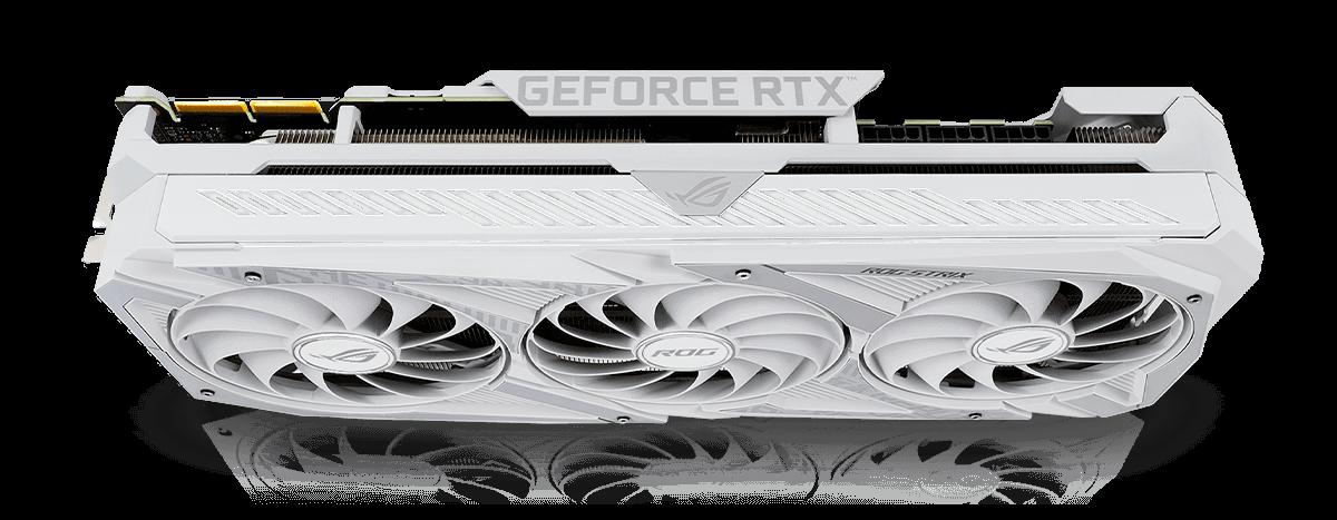 ROG Strix GeForce RTX™ 3090 White Edition