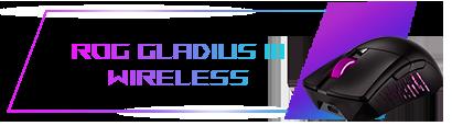 ROG Gladius Wireless