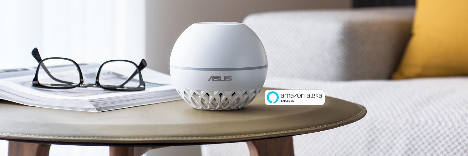 ZenWiFi smart home