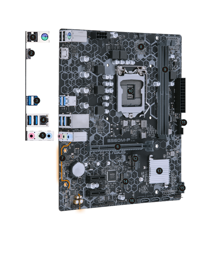TUF H370 Plus Gaming