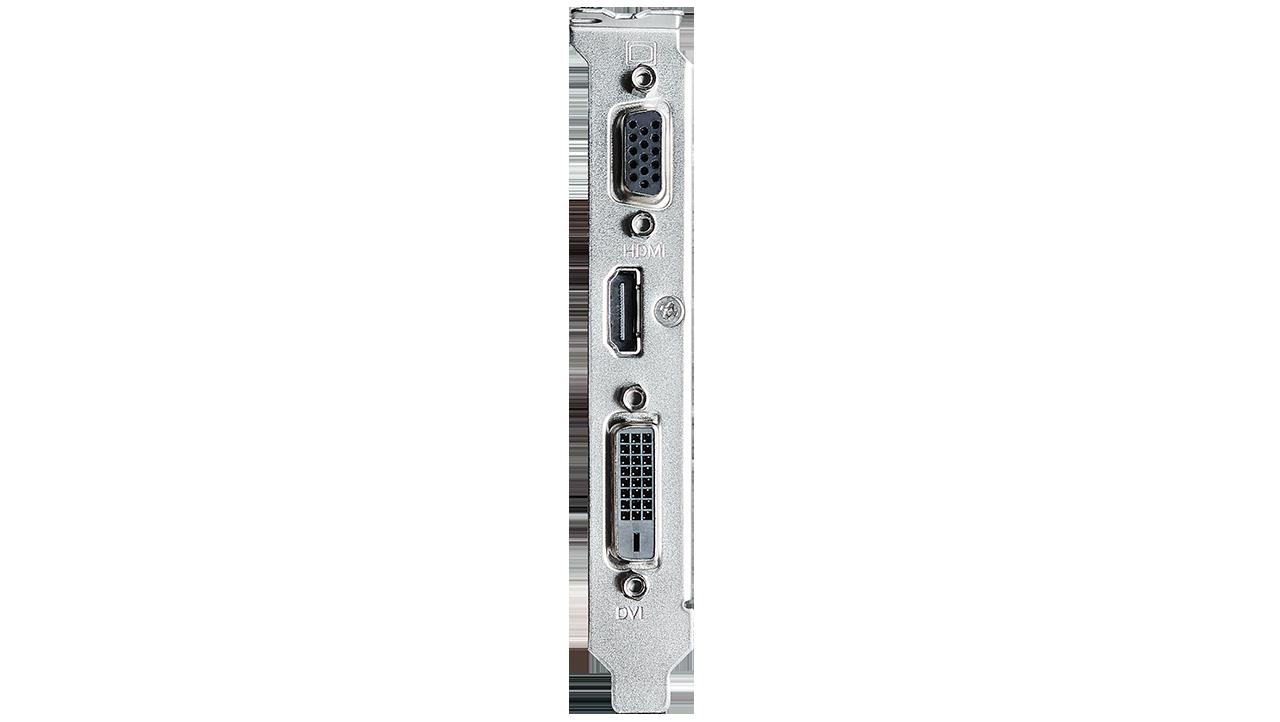 GT730-4H-SL-2GD5 Single−slot Design