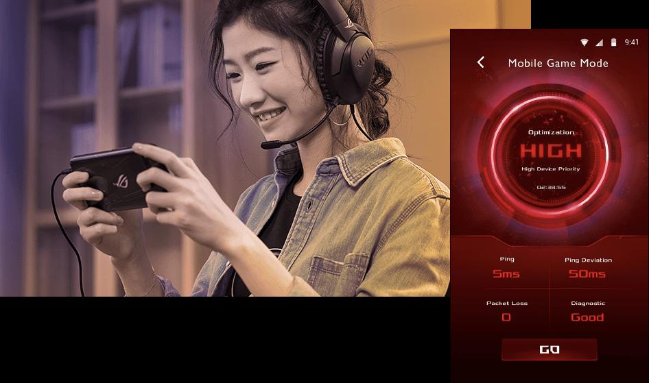 1 klik om mobiel gamen een boost te geven vanaf ASUS gaming-router