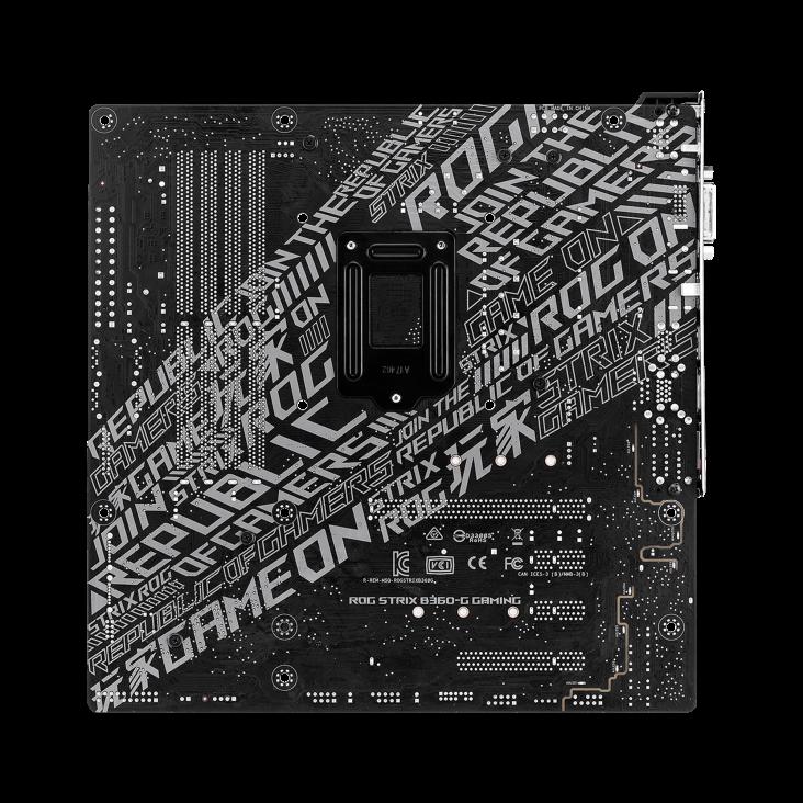 ROG STRIX B360-G GAMING