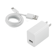 ASUS 18W Adapter & USB-C Cable